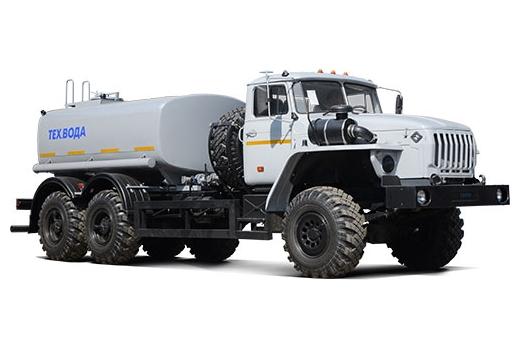 Фото автомобиля Автомобильная цистерна для тех. воды АЦВ-8 (4320)