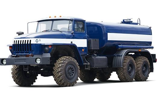 Фото автомобиля Автомобильная цистерна для тех. воды АЦВ-10 (4320)
