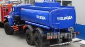 автомобильная цистерна для тех. воды АЦН-10 (4320)