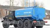 Автомобильная цистерна для питьевой воды АЦПТ-8 (4320)