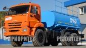 Автомобильная цистерна для питьевой воды АЦПТ-9,5 (43118)