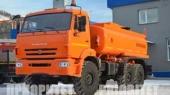 Автомобильный топливозаправщик АТЗ-12 (43118)
