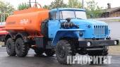 Автомобильный топливозаправщик АТЗ-12 (4320), 1 секция
