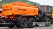 Автомобильный топливозаправщик АТЗ-10 (5557)