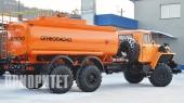 Автомобильный топливозаправщик АТЗ-10 (4320), 1 секция