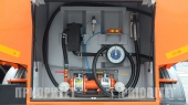 Автомобильный топливозаправщик АТЗ-12 (4320-NEXT), 1 секция