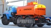 Автомобильный топливозаправщик АТЗ-7,5 (5557), 1 секция