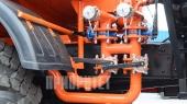 Автомобильный топливозаправщик АТЗ-9 (55571), 2 секции