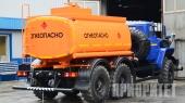 Автомобильный топливозаправщик АТЗ-9 (55571), 1 секция