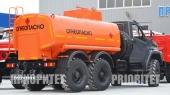 Автомобильный топливозаправщик АТЗ-10 (5557-NEXT), 1 секция