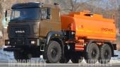Автомобильный топливозаправщик АТЗ-12 (5557)