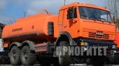 Автомобильный топливозаправщик АТЗ-12 (43118), 1 секция