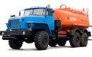 Фото автомобиля Автомобильный топливозаправщик АТЗ-12 (4320), 1 секция