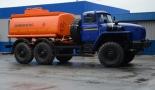 Емкость автотопливозаправщика АТЗ-9 (4320/43118)